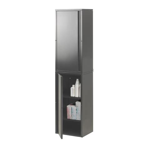 Josef Cabinet by Josef Cabinet In Outdoor Grey 40x35x86 Cm
