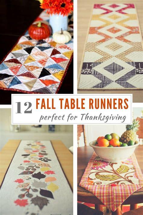 diy table runner ideas 25 unique thanksgiving table runner ideas on