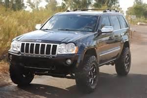 custom lifted jeep grand overland