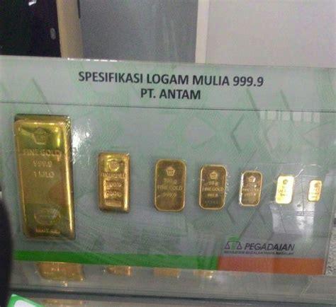 Beli Emas Pegadaian tahapan cara beli emas di pegadaian batangan maupun per