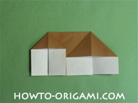 Origami Barn - barn origami 187 how to origami easy origami
