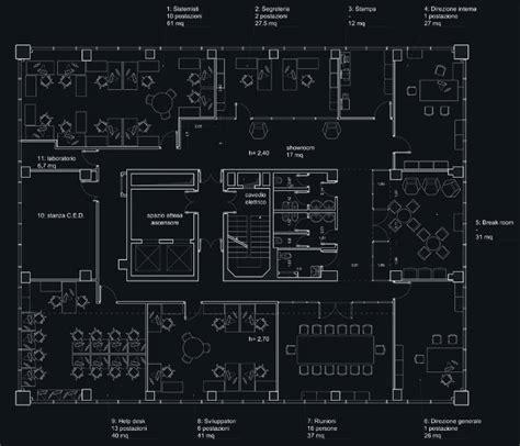 layout uffici studio grifa uffici adriagaming service