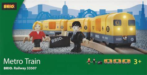 brio metro train schienenholzspielzeug und sch 246 ne dinge f 252 r kinder