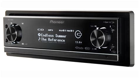 Hu Pioner dex p99rs stage 4 reference series cd receiver pioneer electronics usa