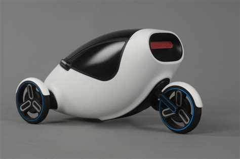 Technology Gifts Images by Mono The Single Person Electric Car