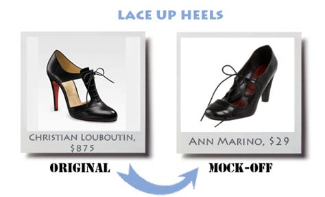 Knock Out Knock Offs by Designer Inspired Heels