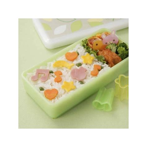 Japanese Ham Cheese Food Bento Cutter Panda Buterfly Flower japanese bento deco ham cheese cutter set 10 shapes for deco cutter