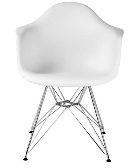 dar armchair dar armchair chrome leg red zinzan classic design at affordable prices eames