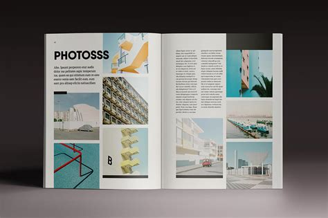 15 indesign magazine brochure templates only 24