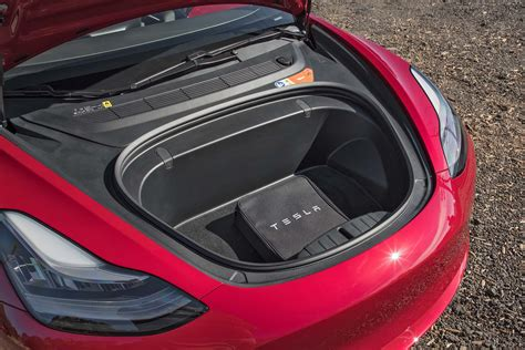 tesla model s frunk tesla model 3 10 things you need to motor trend