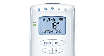 baby room temperature monitor dect baby monitor scd520 00 avent