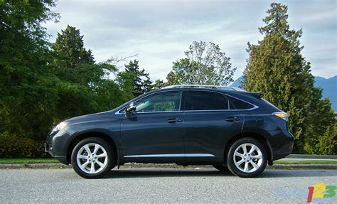 2010 lexus rx350 review list of car and truck pictures and auto123