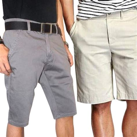 62 celana pendek pria chino 2018