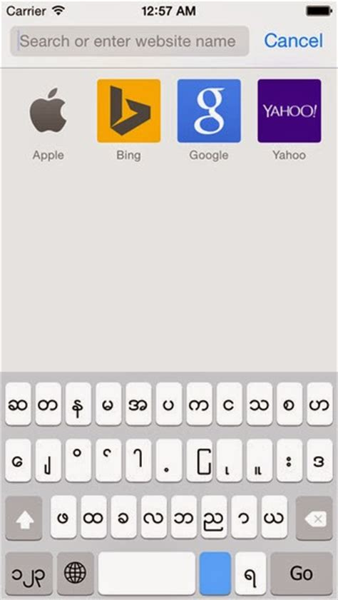 zawgyi layout download myanmar it resources install zawgyi myanmar font in ios8