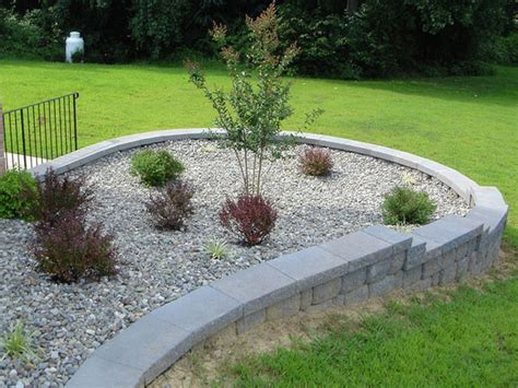 retaining wall ideas for backyard retaining wall designs ideas front yard retaining wall