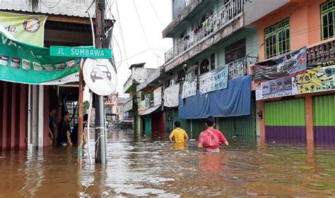 banjir  tengah pandemi wartapala indonesia