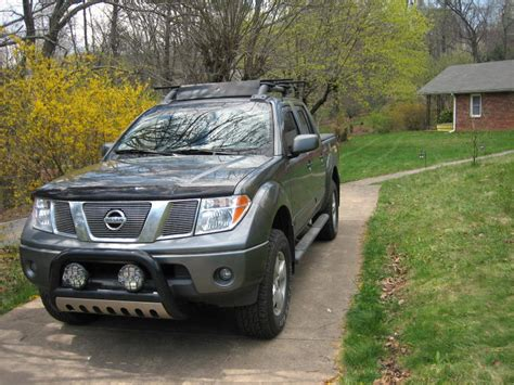 nissan frontier bull bar with lights bull bar page 2 nissan frontier forum