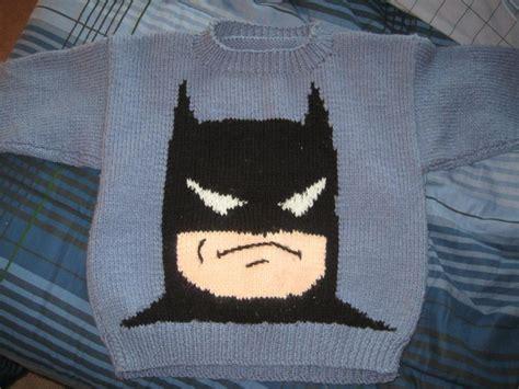 knitting pattern batman jumper 12 knit crochet projects inspired by batman knithacker