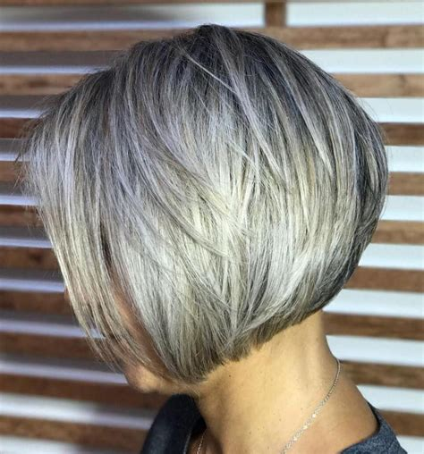 haircut with irregular length 70 cute and easy to style short layered hairstyles