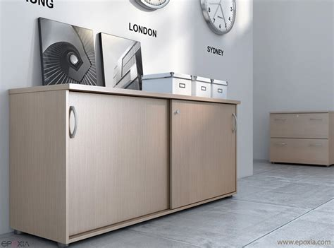 Portes Coulissantes Armoire armoire de rangement portes coulissantes c10 epoxia mobilier