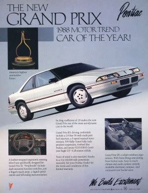 car manuals free online 1986 pontiac grand prix navigation system pontiac grand prix coupe