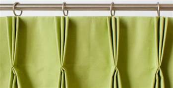 Curtains 260cm Drop A Guide To Styles Of Curtain Headings