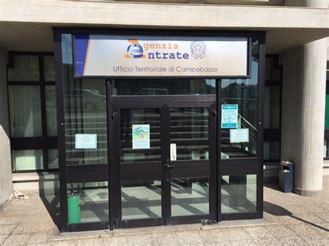 ufficio dei registri immobiliari agenzia delle entrate archivi quotidiano molise
