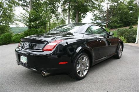 lexus convertible 4 door sell used 2008 lexus sc430 convertible 2 door 4 3l v8 in
