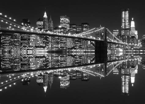 new york city skyline black and white wallpaper wall mural skyline new york city photo wallpaper cityscape