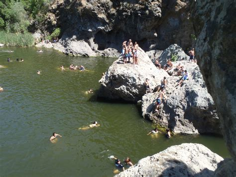 best in malibu for swimming the best swimming holes for cliff jumping in southern