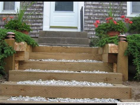 Landscape Timbers Cape Cod Decks And Decking Cape Cod Deck Builder Deck Deck