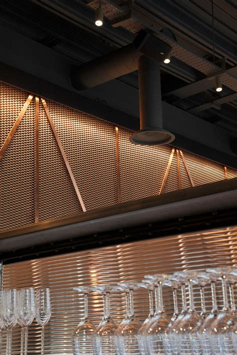 mesh interieur best 25 copper ceiling ideas on pinterest