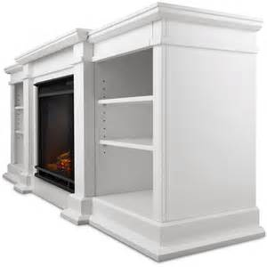 real fresno 71 inch electric fireplace media console