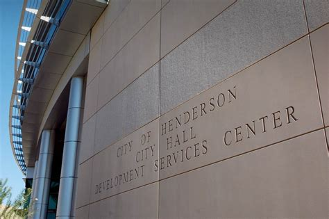 Henderson Municipal Court Records Dsc Fee Schedules