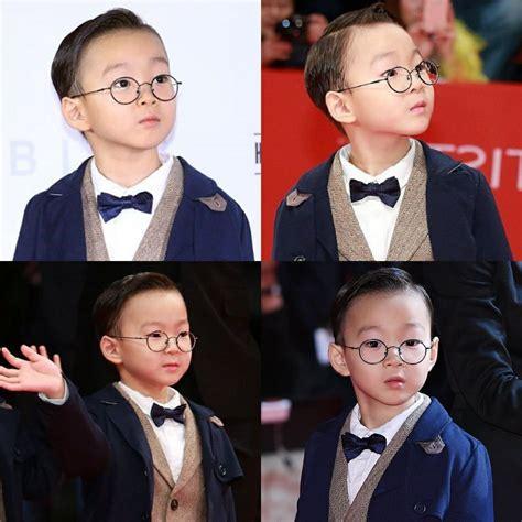 daehan   handsome   glasses hes  big boy   images song triplets