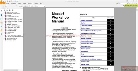 car repair manuals online pdf 2007 mazda rx 8 auto manual image gallery 2007 mazda 6 repair