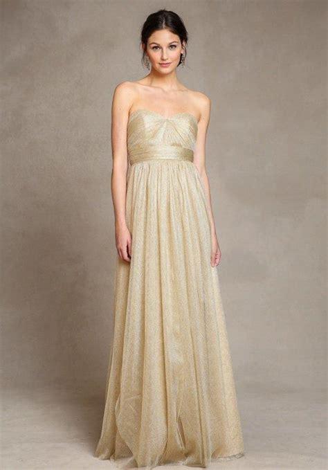 Gold Bridesmaid Dress by Gold Bridesmaid Dresses