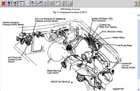 I Have A 1993 Dodge Caravan With A Fuel Pump Problem