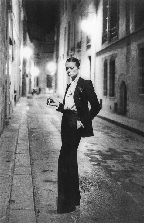 Yves Saint Laurent Le Smoking | le smoking quite continental