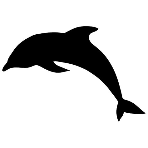 dolphin pattern drawing dolphin silhouette vector download at vectorportal
