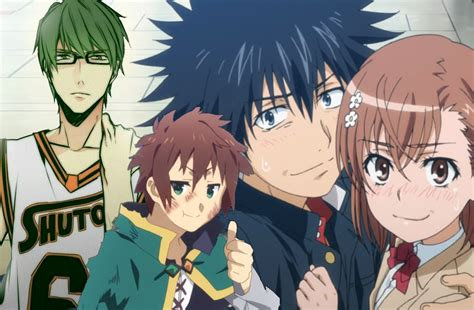 Anime Characters by The 20 Luckiest Anime Characters According To Japan
