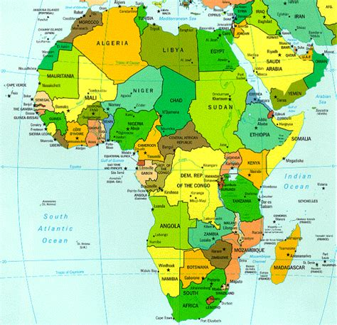 africa map 2011 africa is not fungai neni