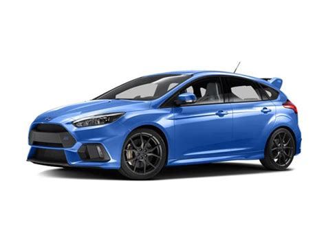 ford focus 2017 hatchback 2017 ford focus rs hatchback colma