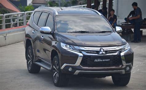 Mitsubishi All New Pajero Sport Talang Air ini wujud mitsubishi all new pajero sport untuk pasar indonesia okezone news