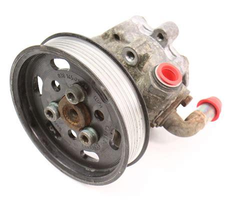 power steering pump vw jetta golf mk beetle  tdi