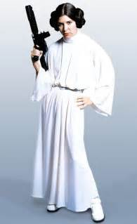 Write a comment on how to make a princess leia costume for adults