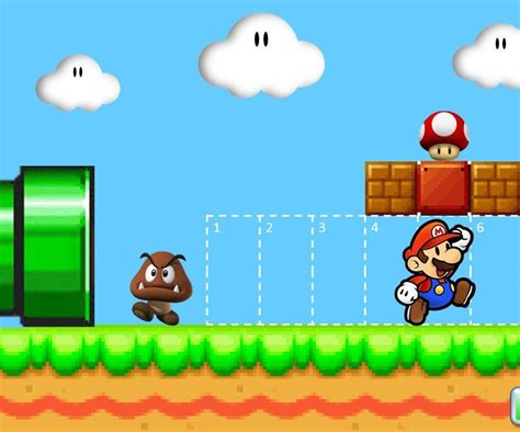 super mario powerpoint template super mario powerpoint