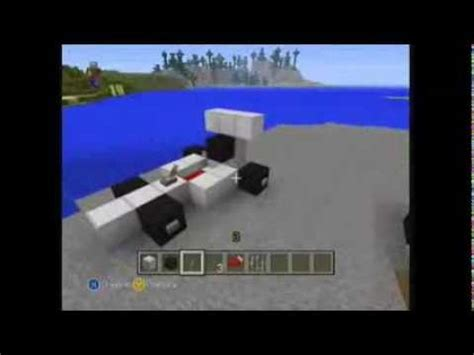 minecraft race car how to make a race car bed in minecraft youtube