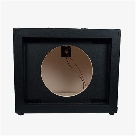 1x12 Empty Speaker Cabinet by 12 Quot Guitar Speaker Cabinet Empty 1x12 Cab Black Tolex