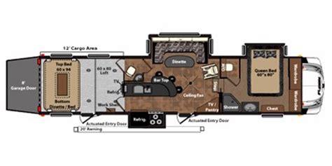 fuzion floor plans 2012 keystone fuzion fz405
